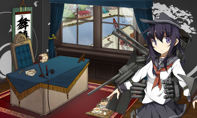 「第六駆逐隊」対潜哨戒なのです!